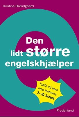 Den lidt større engelskhjælper Kirstine Brøndgaard 9788771187953