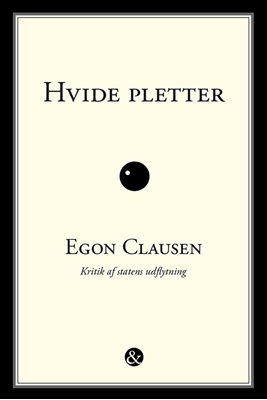 Hvide pletter Egon Clausen 9788771513844