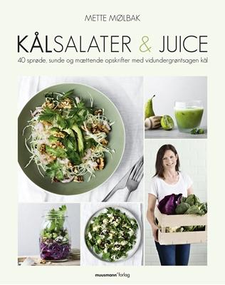 Kålsalater & juice Mette Mølbak 9788793430334