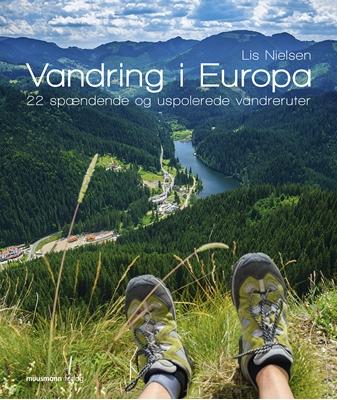 Vandring i Europa Lis Nielsen 9788793314474
