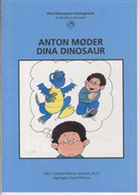Anton møder Dina Dinosaur  9788778875464