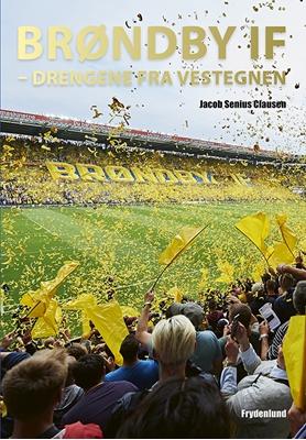 Brøndby IF Jacob Senius Clausen 9788771187212