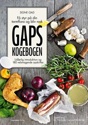 GAPS-kogebogen Signe Gad 9788793430457