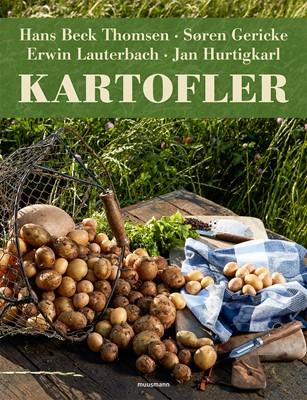 Kartofler Hans Beck Thomsen, Søren Gericke, Erwin Lauterbach, Jan Hurtigkarl 9788793575011
