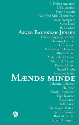 Mænds minde Asger Baunsbak-Jensen 9788771513059