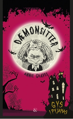 Dæmonsitter Annie Graves 9788771510355
