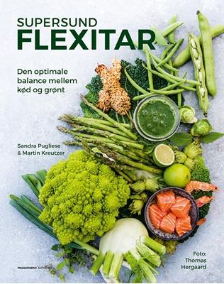 Supersund flexitar Martin Kreutzer, Sandra Pugliese 9788793430464