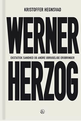 Werner Herzog Kristoffer Hegnsvad 9788771513189