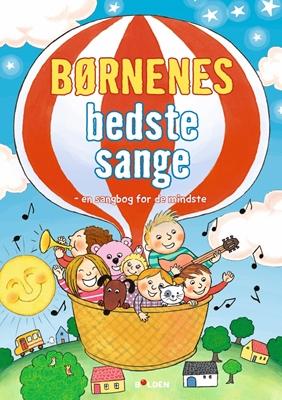 Børnenes bedste sange  9788771069754