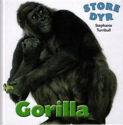 Gorilla Stephanie Turnbull 9788762724228