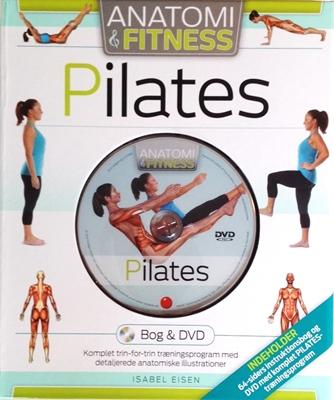 PILATES - Bog & DVD  9788771064254