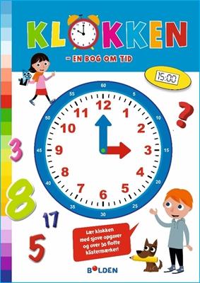 Klokken - en bog om tid Fanny Bruun 9788771067637