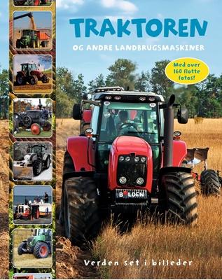 Traktoren og andre landbrugsmaskiner  9788771067989