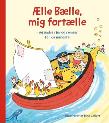 Ælle Bælle, mig fortælle  9788771068849