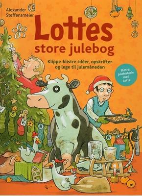 Lottes store julebog Alexander Steffensmeier 9788762725874
