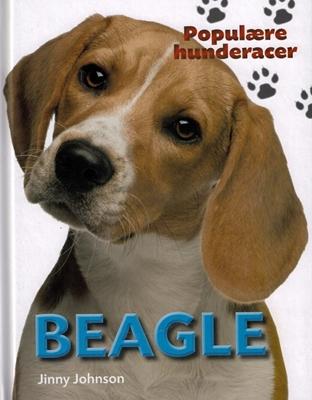 POPULÆRE HUNDERACERE: Beagle Jinny Johnson 9788762726260