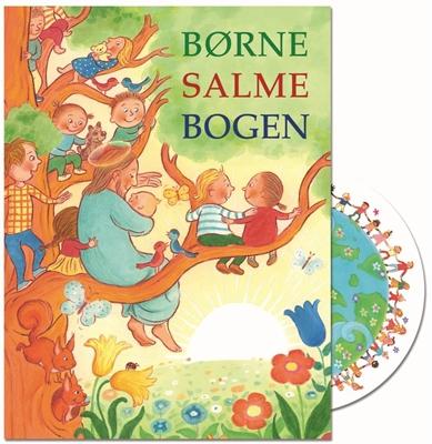 Børnesalmebogen med cd  9788771062021