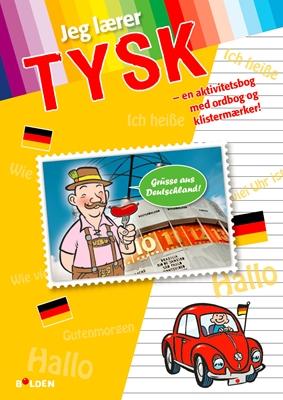 Jeg lærer tysk  9788771065053