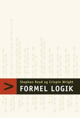 Formel logik Crispin Wright, Stephen Read 9788779341142