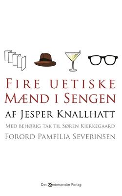 Fire uetiske mænd i sengen Jesper Knallhatt 9788792240453
