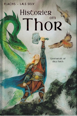 Historier om Thor Alex Frith 9788762726468