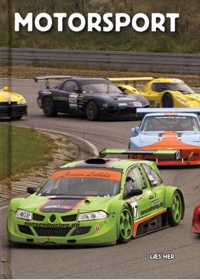 Læs her: Motorsport Ole Steen Hansen 9788762720732