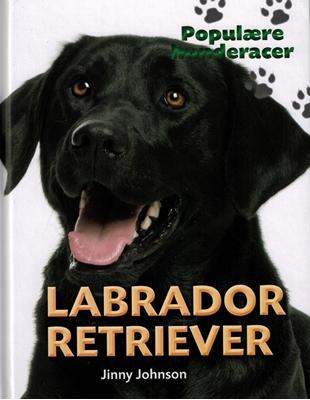 Labrador retriever Jinny Johnson 9788762726314