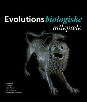 Evolutionsbiologiske milepæle  9788771243604