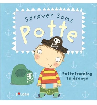 Sørøver Sams potte  9788771063837