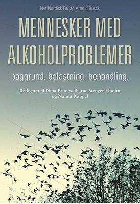 Mennesker med alkoholproblemer Bjarne Stenger Elholm, Nina Brünés, Nanna Kappel 9788717042353