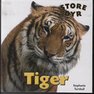 Tiger Turnbull Stephanie 9788762720992