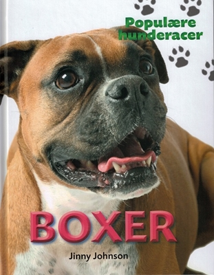 Boxer Jinny Johnson 9788762726253