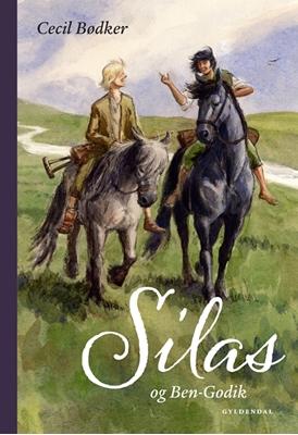 Silas 2 - Silas og Ben-Godik Cecil Bødker 9788702110210