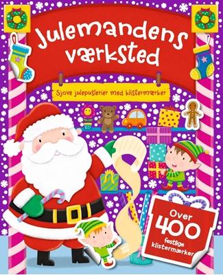 Julemandens værksted  9788771066616