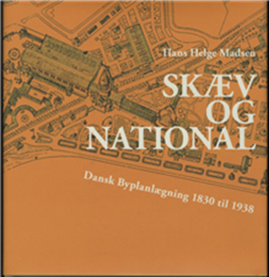 Skæv og national Hans Helge Madsen 9788792420015