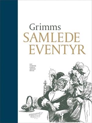 Grimms samlede eventyr J. L. K. Grimm 9788717042100