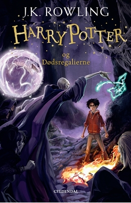 Harry Potter 7 - Harry Potter og Dødsregalierne J. K. Rowling 9788702173284