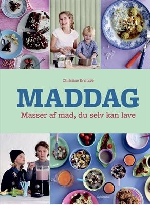 Maddag - masser af mad du selv kan lave Christine Erritzøe 9788702219234