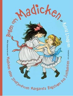 Bogen om Madicken Astrid Lindgren 9788702071870