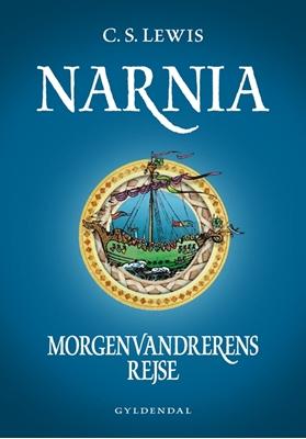 Narnia 5 - Morgenvandrerens rejse C. S. Lewis 9788702177916