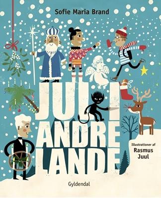 Jul i andre lande Sofie Maria Brand 9788702224009