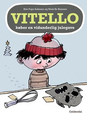 Vitello køber en vidunderlig julegave Niels Bo Bojesen, Kim Fupz Aakeson 9788702144864