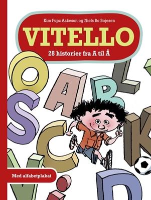 Vitello. 28 historier fra A til Å Kim Fupz Aakeson, Niels Bo Bojesen 9788702218961