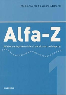 Alfa-Z 1 Susanne Adelhardt, Zdenka Valenta 9788702025705