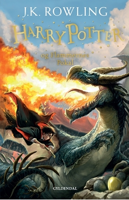 Harry Potter 4 - Harry Potter og Flammernes Pokal J. K. Rowling 9788702173253