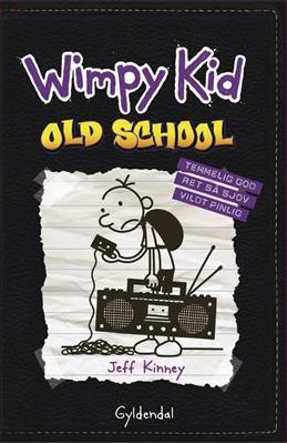 Wimpy Kid 10 - Old School Jeff Kinney 9788702213744