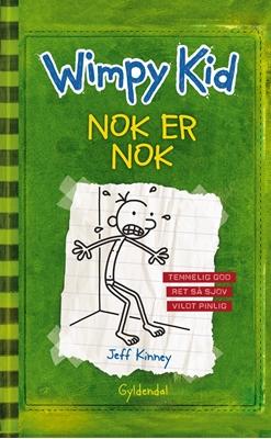 Wimpy Kid 3 - Nok er nok! Jeff Kinney 9788702141207