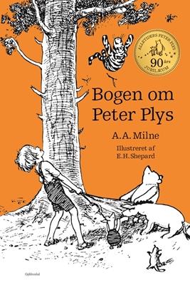 Bogen om Peter Plys A. A. Milne 9788702216950