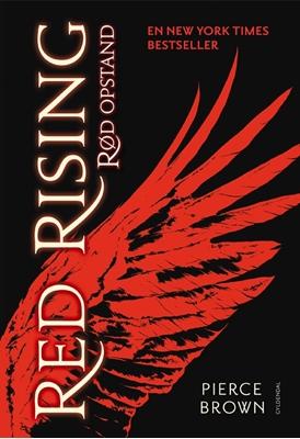 Red Rising 1 - Rød opstand Pierce Brown 9788702175288