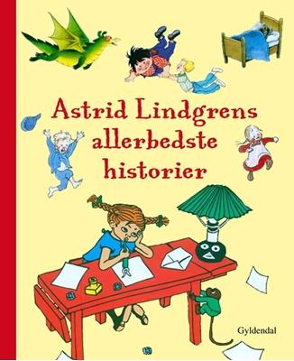 Astrid Lindgrens allerbedste historier Astrid Lindgren 9788702117721